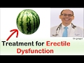 Erectile Dysfunction Treatment ? - Dr Michael Greger