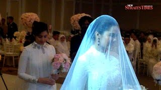 Actor Sharnaaz weds Noor Nabila