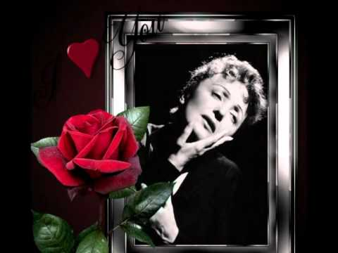 Edith Piaf  No Regrets  English Version