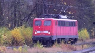 140 850 im Nachschiebedienst auf der RuhrSiegStrecke