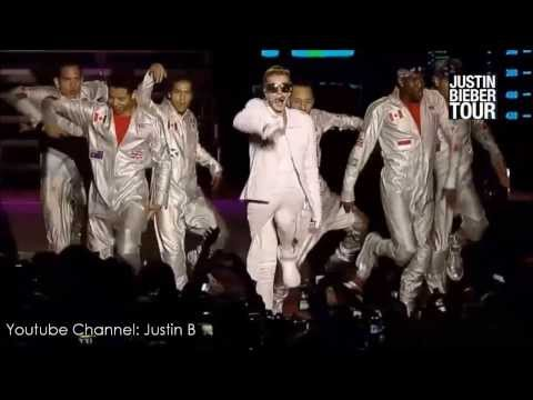 Justin Bieber - Take You | Believe Tour in Chile