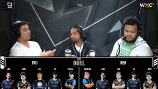 Philippine Mythical 5 in Dota 2 | The Duel | WXC+