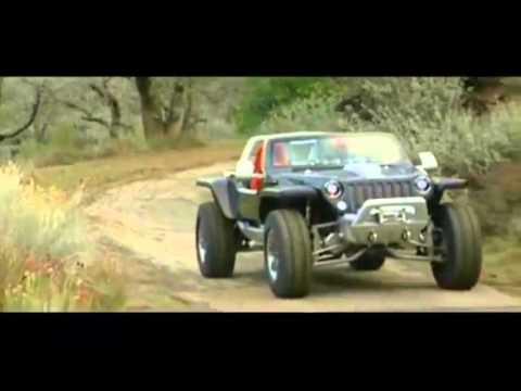 Jeep Hurricane Dream Cars Youtube