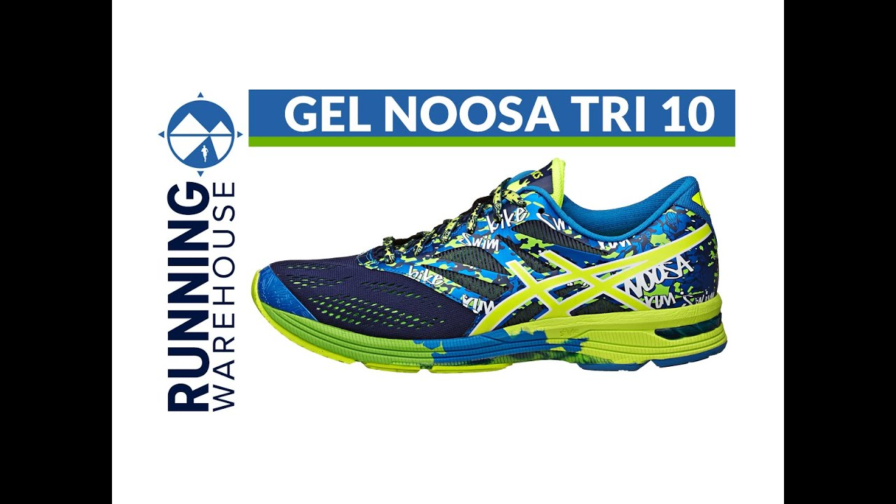 review asics gel noosa tri 10