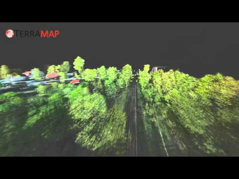 Railway - Airborne Mapping