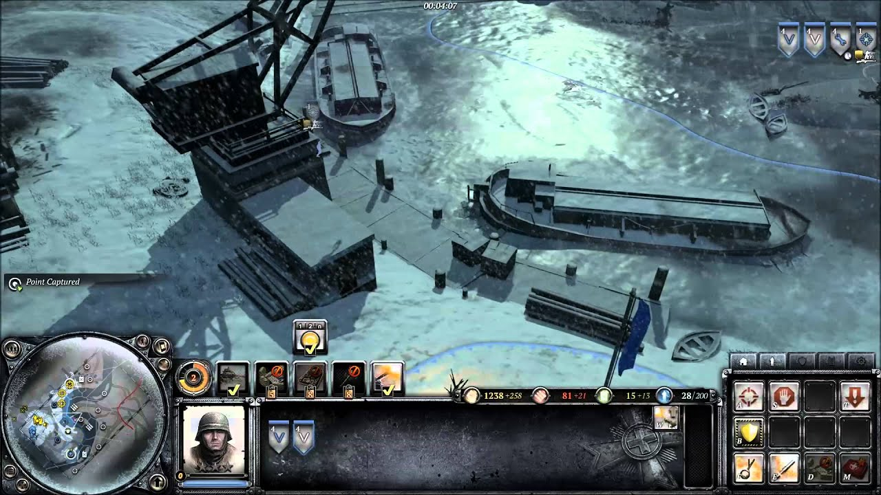 Company Of Heroes 2 Best Mod Eva Youtube