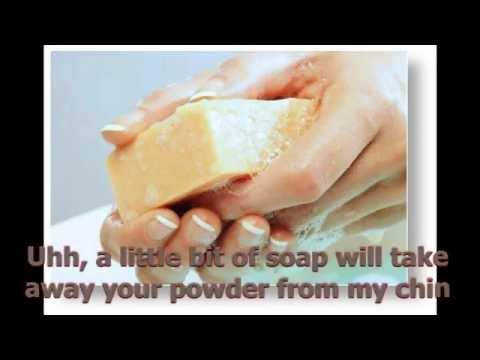 A little bit of soap by Nigel Olsson