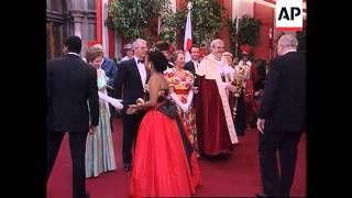UK - Heads of State Attend Queen's VE Day Banquet