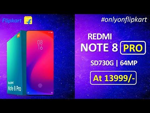 Redmi Note 8 Pro Launch in India | Redmi Note 8 Pro Price in india