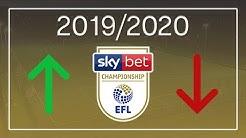 EFL Championship Table Predictions (2019/20)