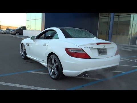 2015 mercedes benz slk class pleasanton walnut creek for Mercedes benz livermore