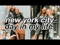 new york city day in my life  (black tap & shopping in soho)