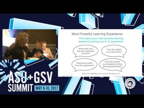 ASU GSV Summit: Personalized Learning 101