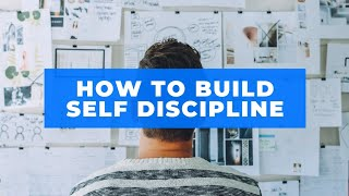 Real Self Discipline: How to Build Self Discipline and Make it Possible