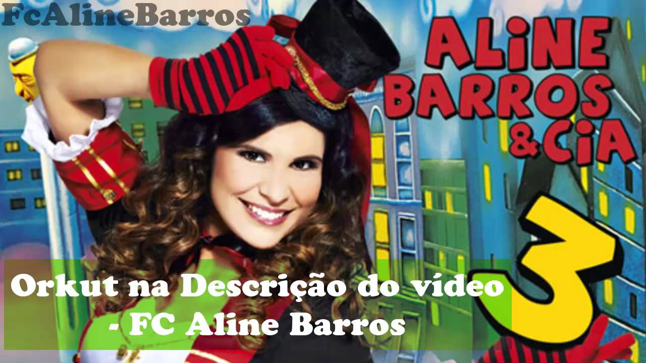 Eu Li Na Biblia Aline Barros Cia 3 Youtube