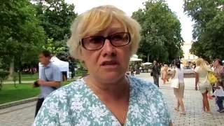 Детская библиотека проводит праздник в парке Шевченко в Киеве