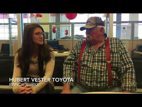 Customer Testimonial - Randy Burke