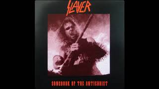 """SLAYER """"Songbook of the Antichrist"""" live at the Amphitheatre of Mesa (Arizona) 12th March 1995"""