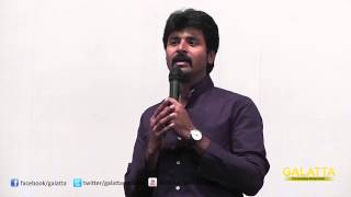 My character in Kaaki Sattai is similar to my Dad in real life - Sivakarthikeyan | Galatta Tamil