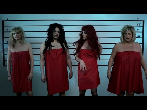 The Jon Spencer Blues Explosion - Betty vs the NYPD (Official Video) (ft. Bridget Everett)