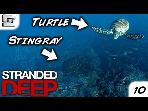 Stranded Deep Gameplay : UPDATE 0.02!!! E10