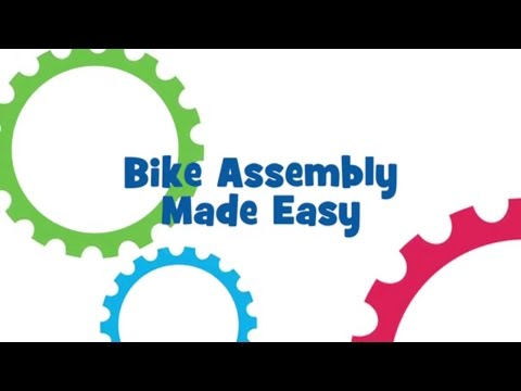 Bike Assembly Made Easy | Toys R Us Canada
