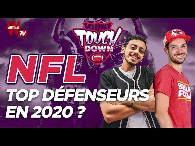 🏈 NFL - Top Défenseurs Débrief Week 11 & preview Week 12 🔥  (football américain)