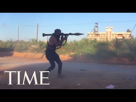 Libya Is On The Brink Of Civil War And A U.S. Citizen Is Responsible: Here
