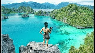 Destinasi Danau Napabale Di Sulawesi Tenggara