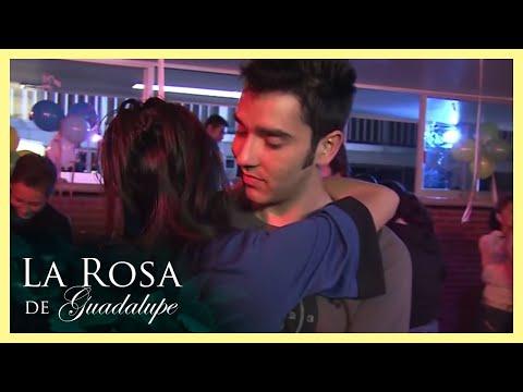 La Rosa de Guadalupe: Alma esconde los maltratos de su novio | Quererte a ti