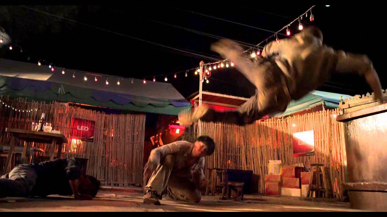 Ninja - Pfad der Rache - Trailer Deutsch HD