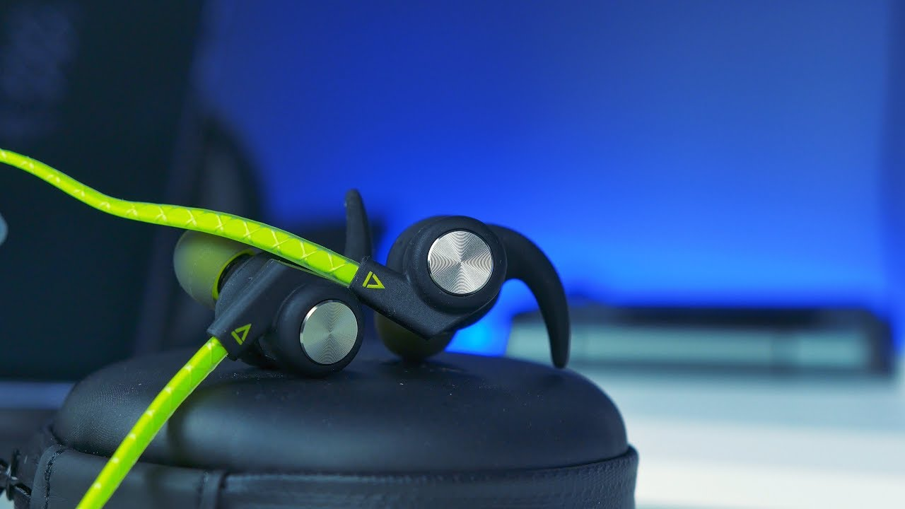 Creative Outlier Sports Bluetooth Earphones Review (4K)