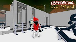 Roblox : Gym Island # 4 ยิมชั้นที่ 2 ระดับ VIP โคตรๆ
