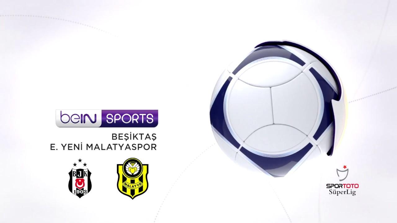 Beşiktaş 3 - 1 Evkur Yeni Malatyaspor - Maç Özeti