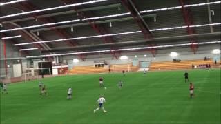 U19 vs IFK Östersund, halvlek1
