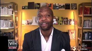 """Terry Crews Shares His Take on ESPN's """"The Last Dance"""" 