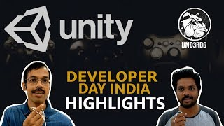 UNITY DEVELOPER DAY INDIA | Highlights | First Ever By Unity In India | UnderDOGS | Vaibhav Chavan