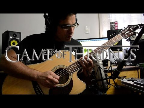 Game Of Thrones Theme Acoustic Guitar Cover