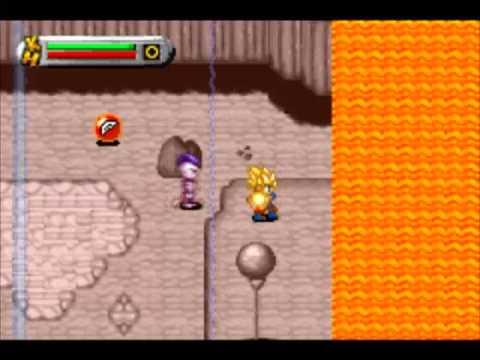 Dragon Ball Z : The Legacy Of Goku - Goku Vs Frieza