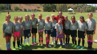 Julie Foudy Soccer Camps