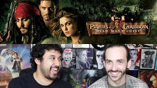 Pirates of the Caribbean: Dead Man's Chest (RETRO) MOVIE REVIEW!!!