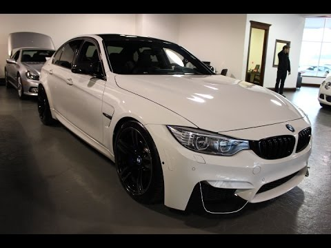 2015 bmw m3 for sale in canton ohio jeff 39 s motorcars youtube. Black Bedroom Furniture Sets. Home Design Ideas