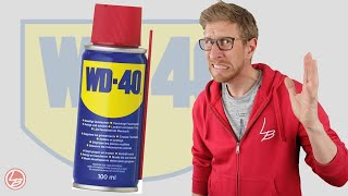 WD40 ist KEIN Schmiemittel | Die Wahrheit über WD40! | Lets Bastel