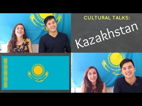 Cultural Talks: Learn more about KAZAKHSTAN! (Port. Subs!)