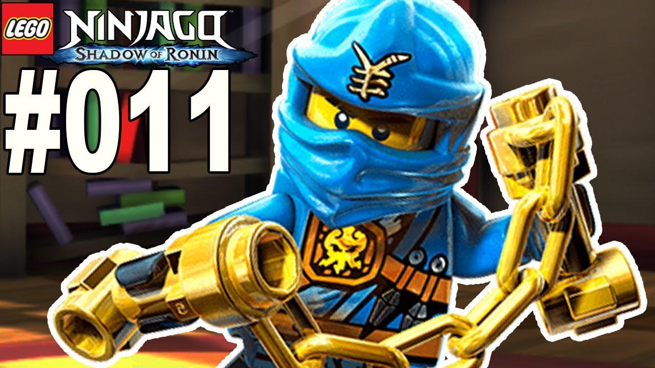 Lego Ninjago Schatten Des Ronin 011 Jay Lässt Abblitzen Lets