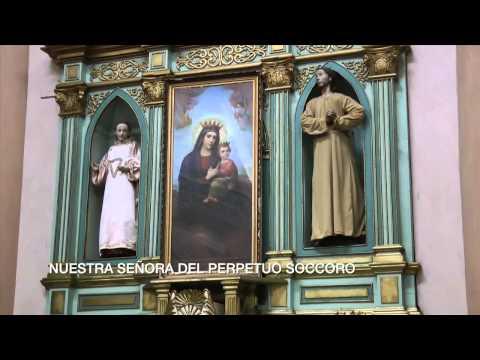 Iglesia Santa Barbara de Quito, Ecuador