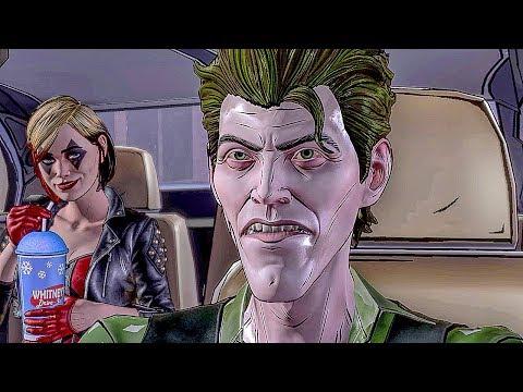 BATMAN Telltale SEASON 2 EPISODE 2 ENDING - No Commentary