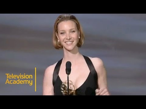 Lisa Kudrow Wins Outstanding Supporting Actress in a Comedy Series | Emmy Archive 1998