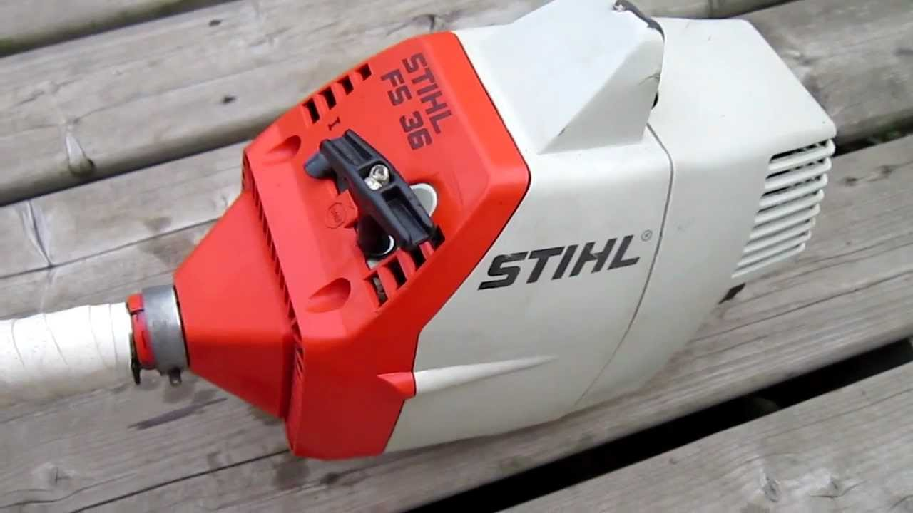 Stihl Fs 36 Trimmer Parts Diagram - Wiring Diagram Page