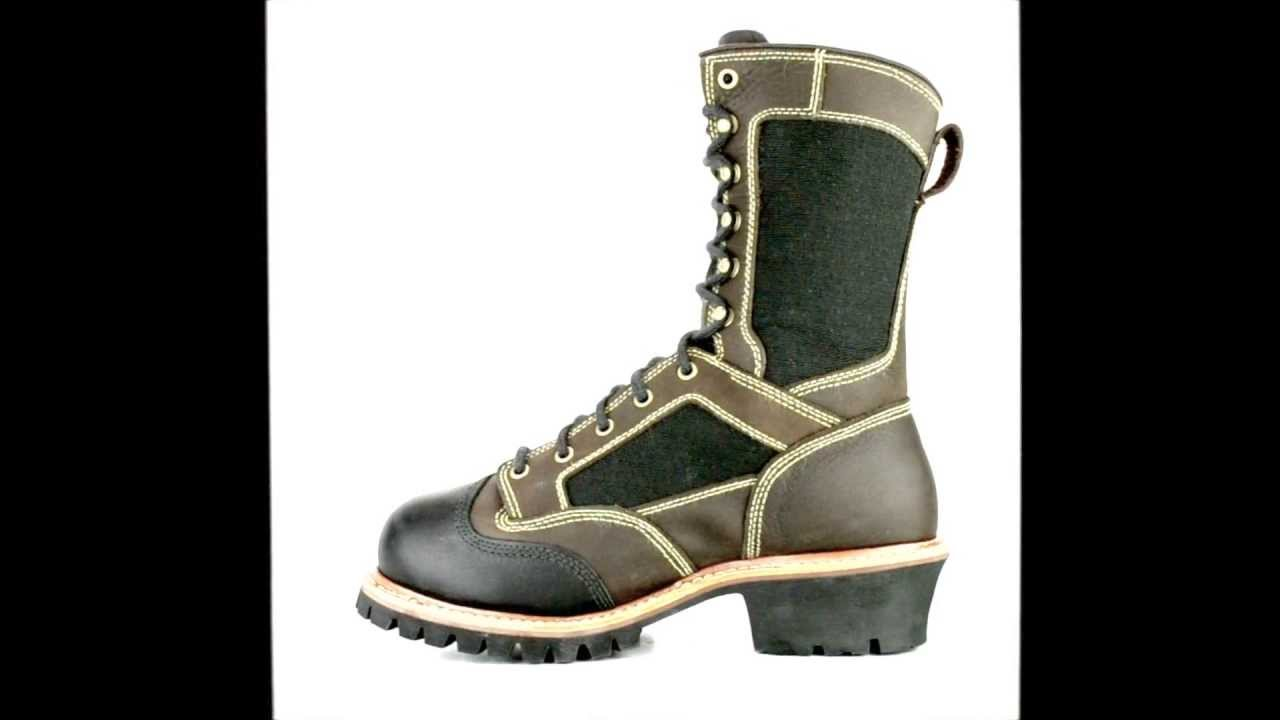 Men's Carolina FR1502 Composite Toe Metguard Waterproof Work Boot ...
